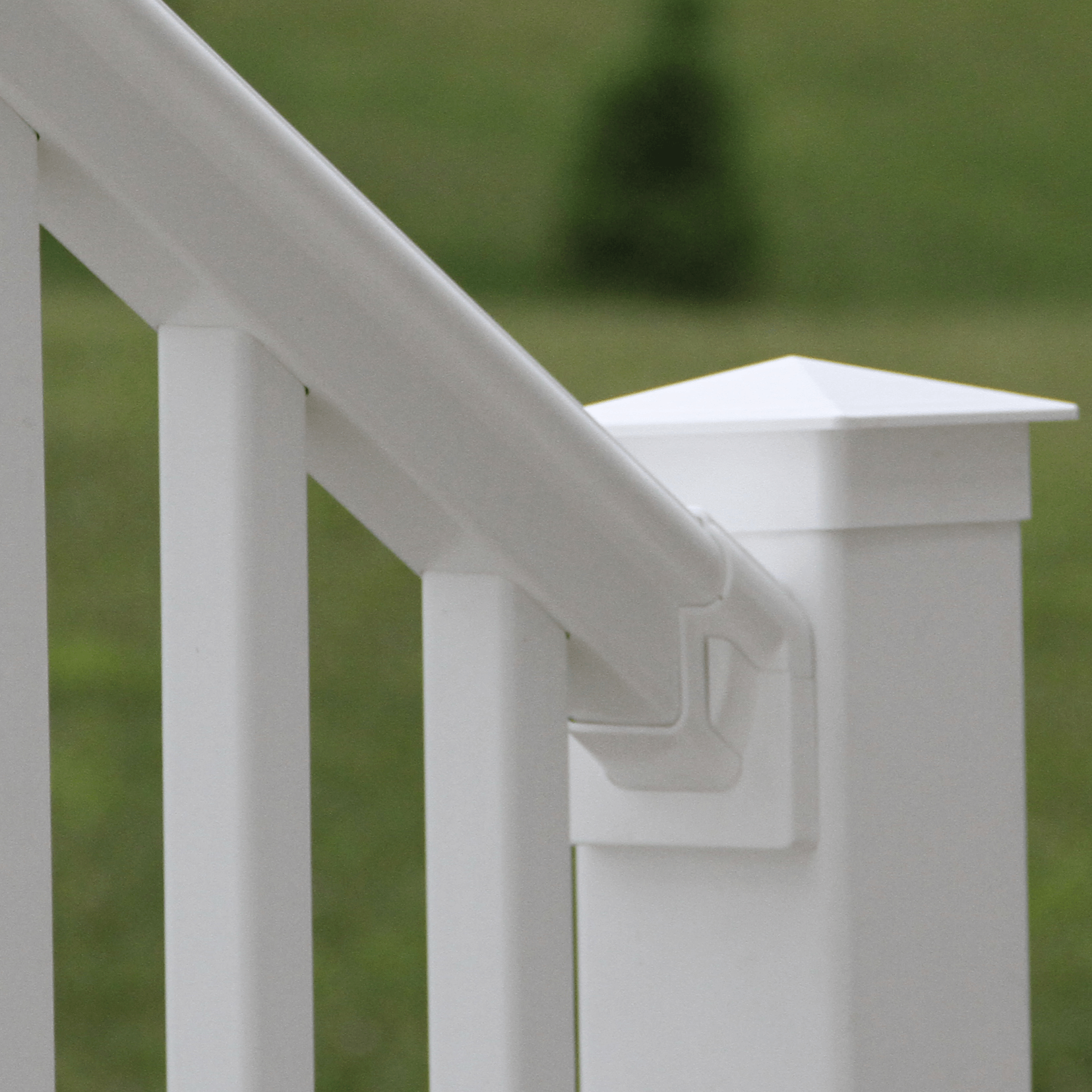 Vinyl Railing Profiles - Superior Plastic Products - 200 Series Vinyl Railing - Superior Plastic Products