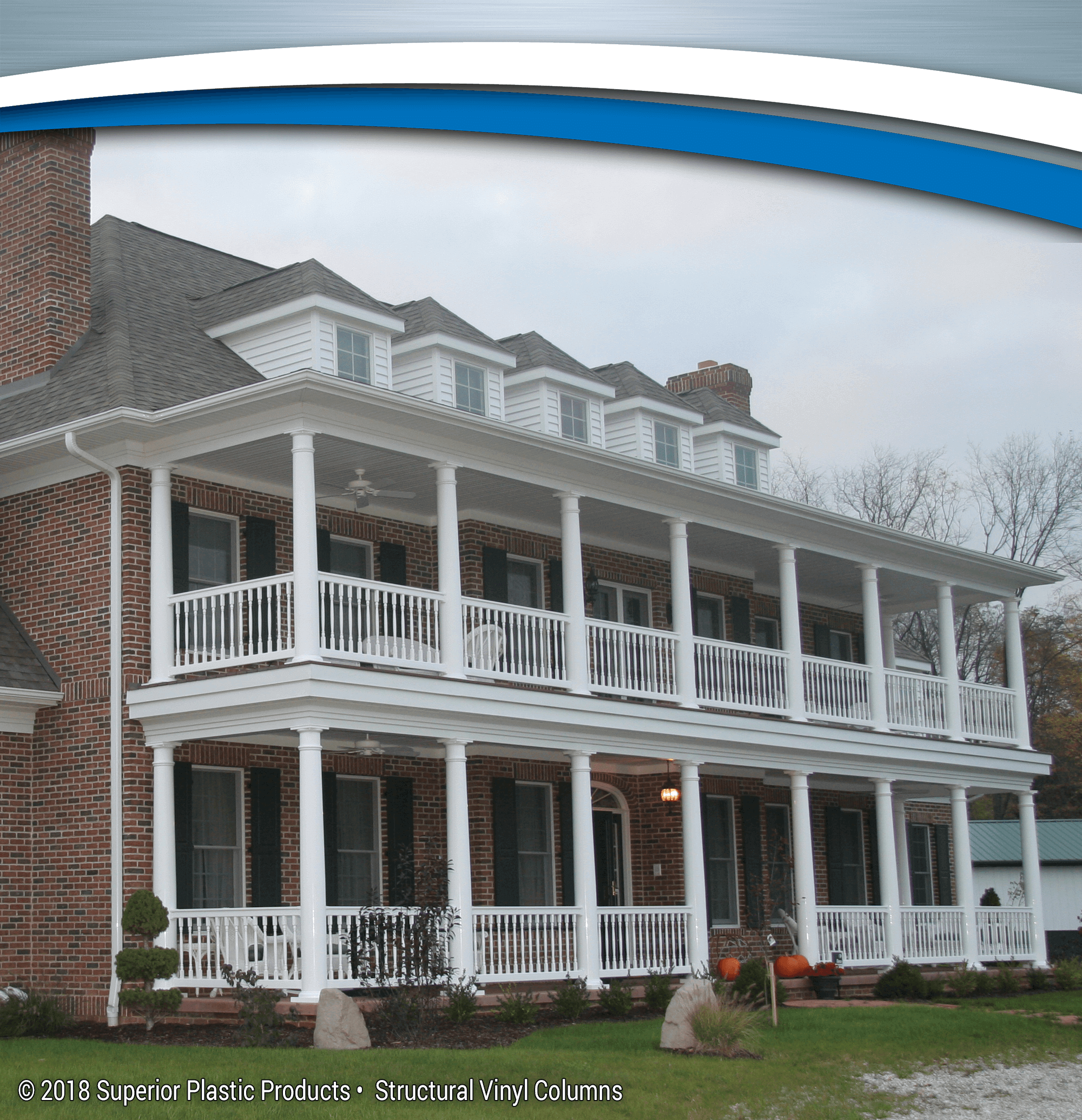 x vinyl ideas load columns porch maintenance bearing free posts