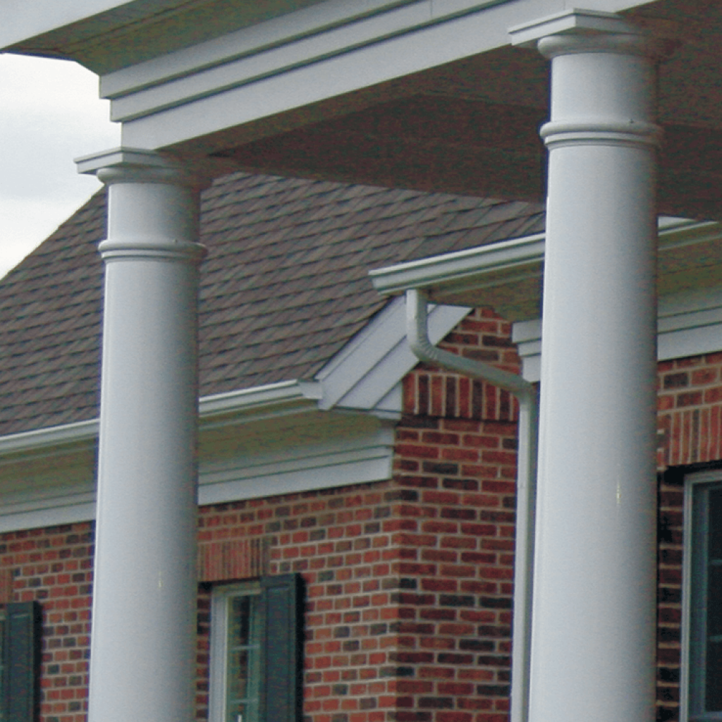Structural Vinyl Columns Superior Plastic Products