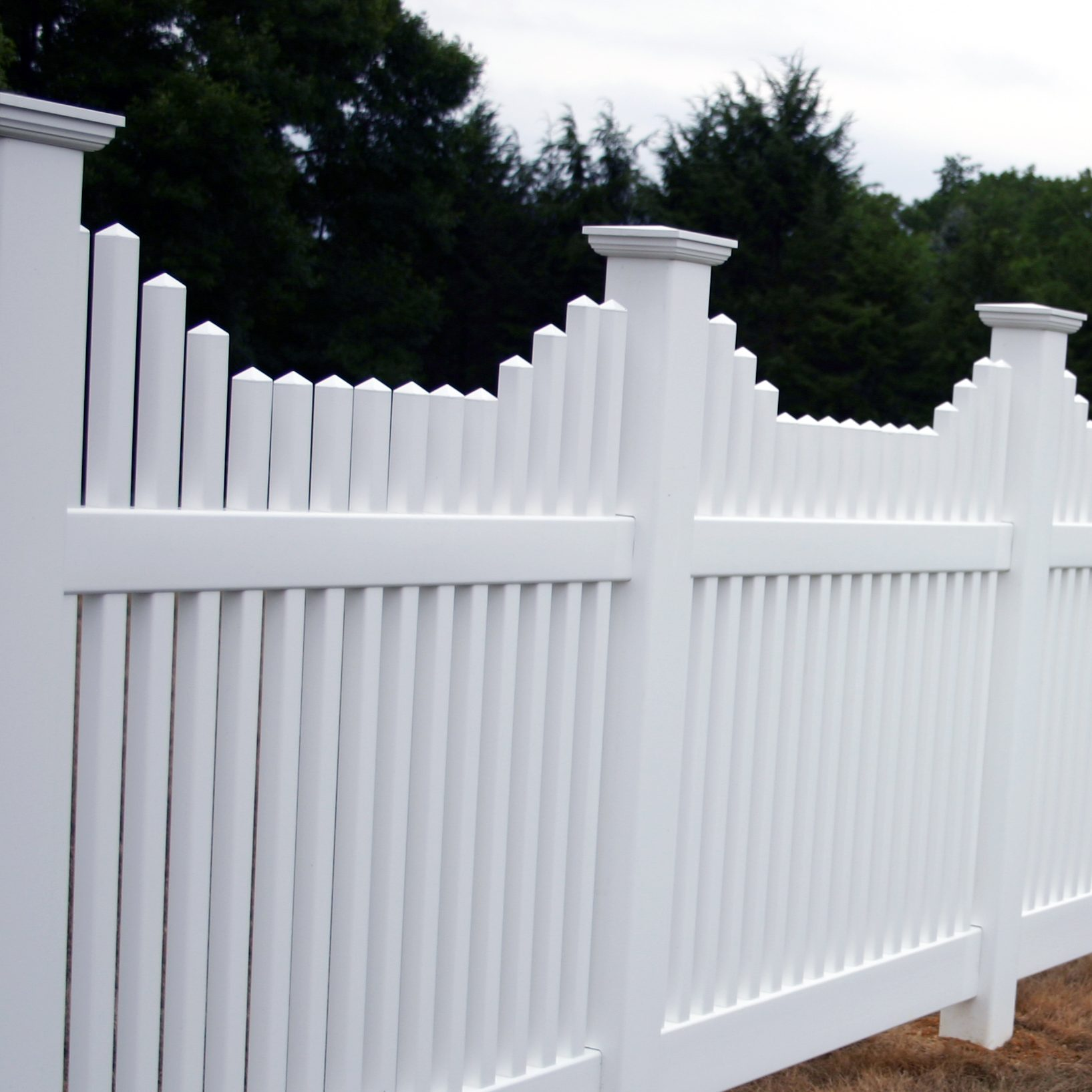 Vinyl Picket Fencing - Superior Plastic Products