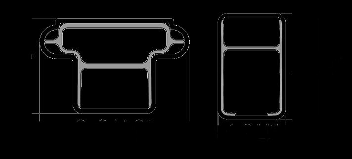 Compare Our Rail - 200 Series Vinyl Railing - Superior Plastic Products - Vinyl Railing Profiles