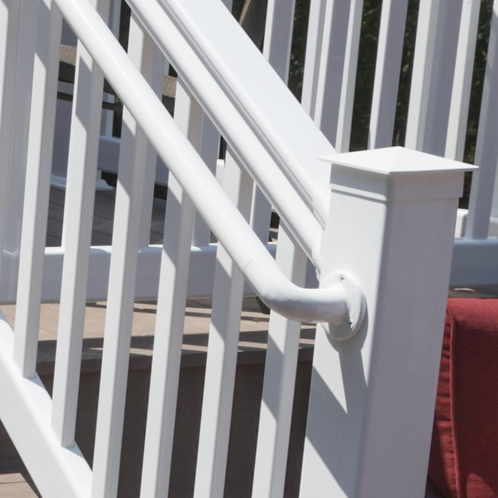 Add Safety To Your Stair Rail