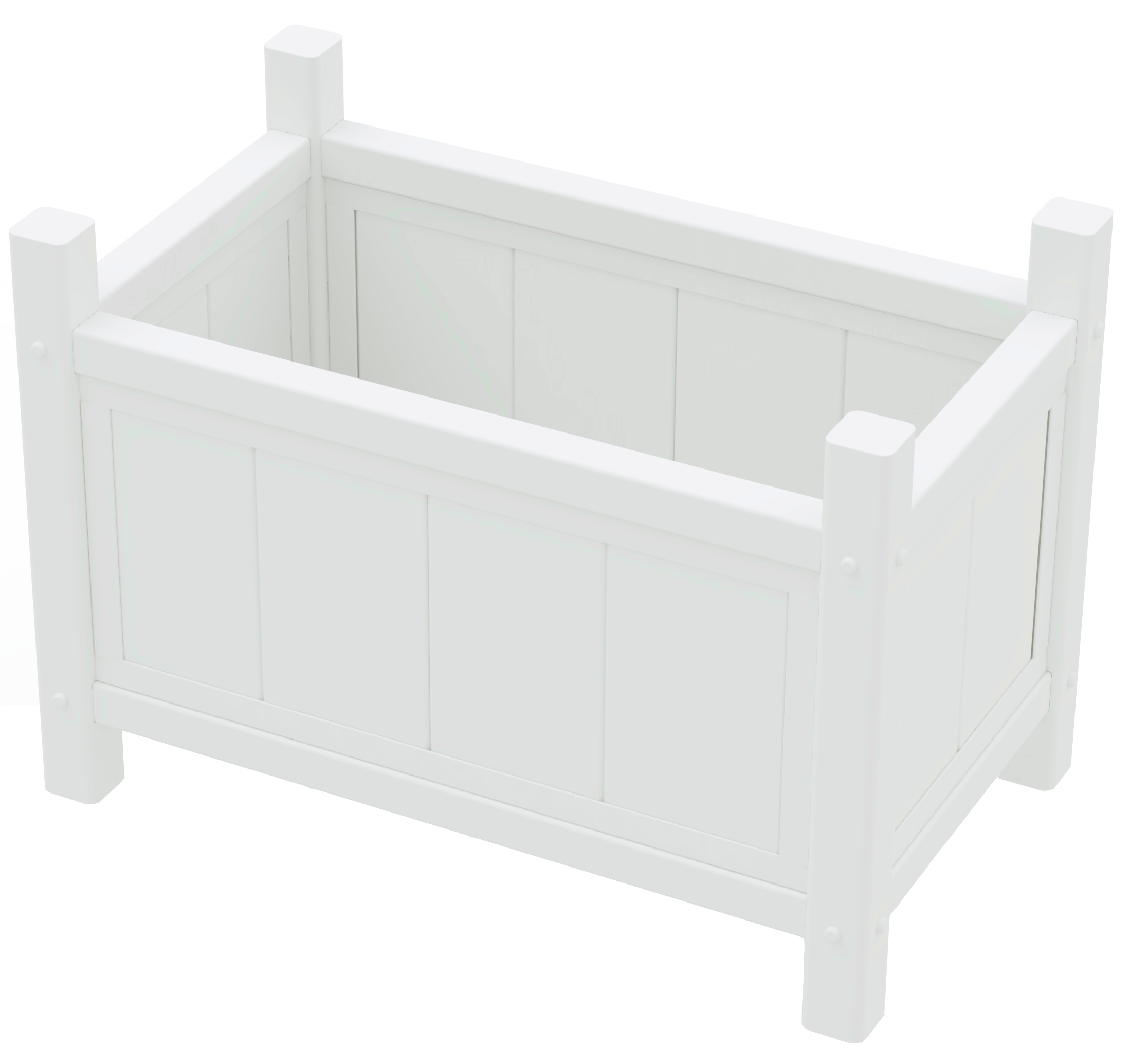 Vinyl Planter Boxes - Superior Plastic Products