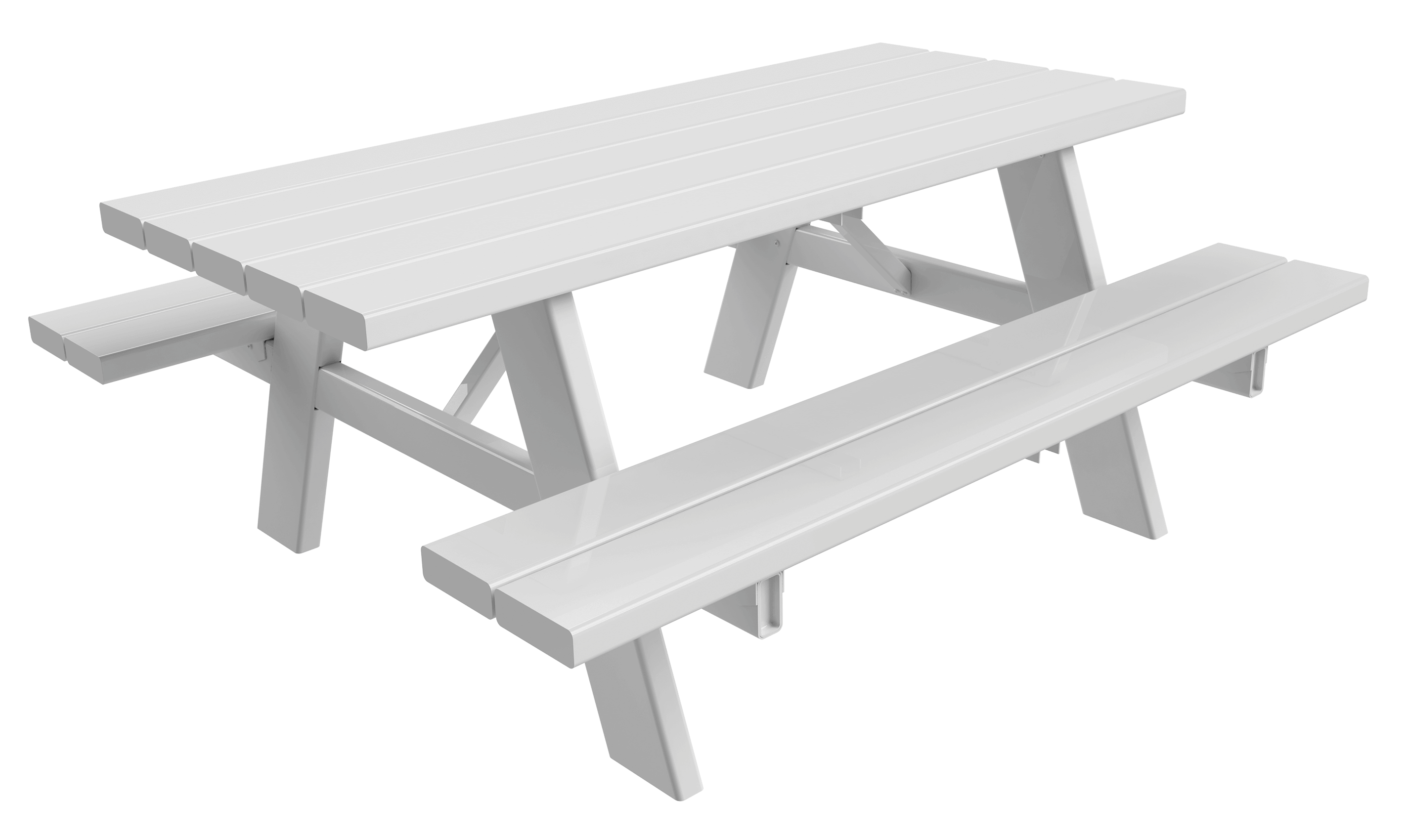 large benches detached bench table picnic with introduction id