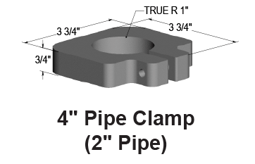 Screws, Hardware & Pipe Clamps- Superior Plastic Products