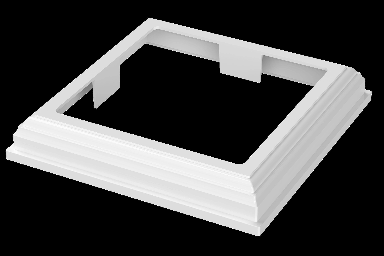Vinyl Post Caps & Trim - Superior Plastic Products