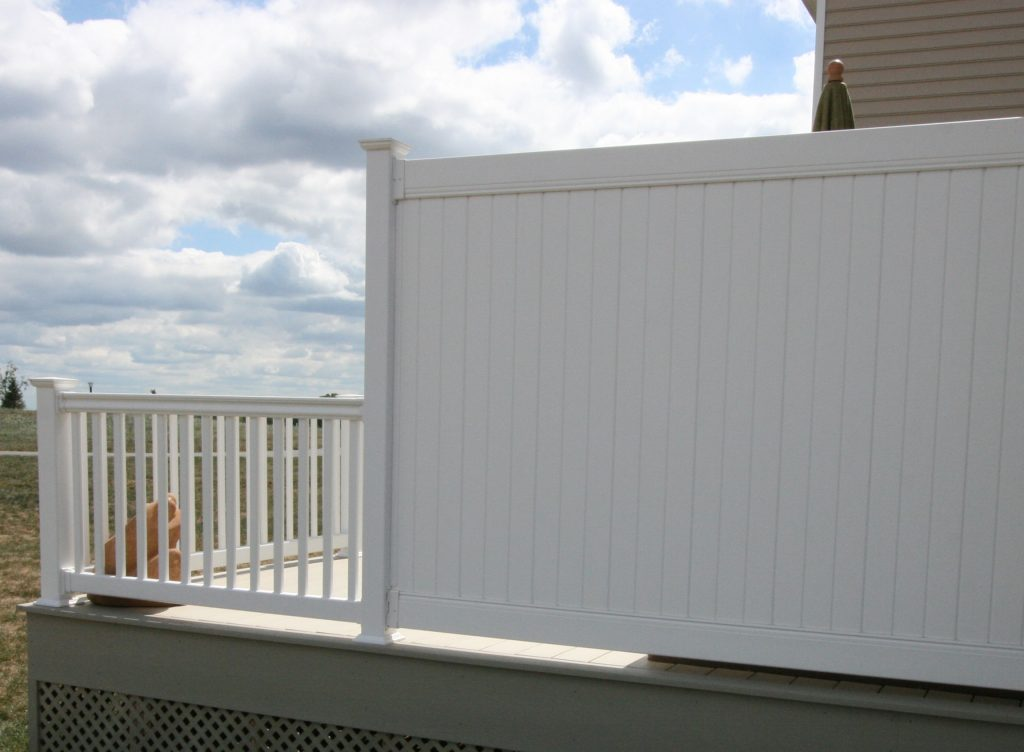Boston Vinyl Privacy Fence Superior Plastic Products