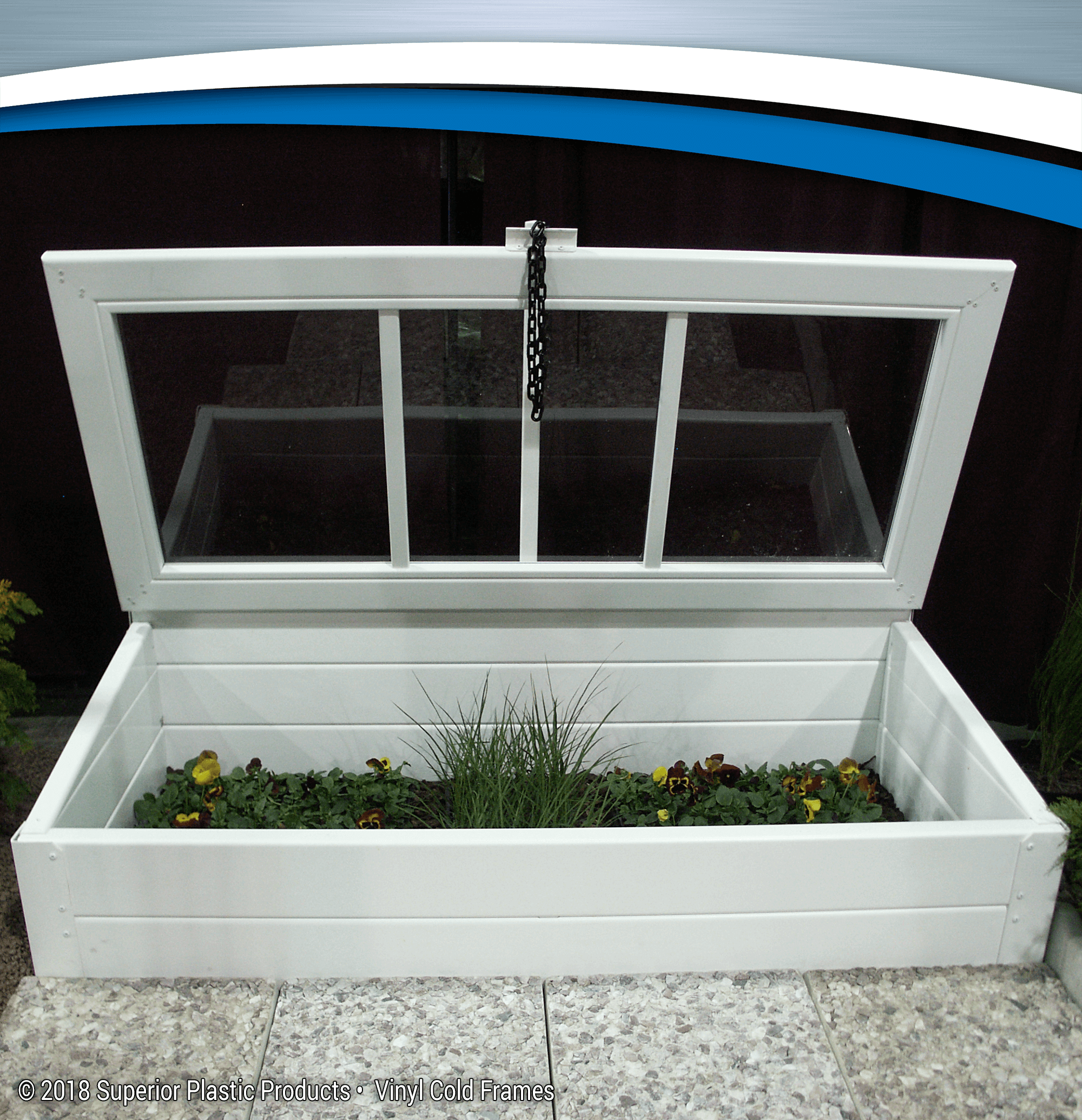 Vinyl Cold Frames - Superior Plastic Products