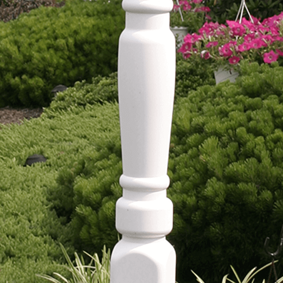 Vinyl Lamp Posts - Superior Plastic Products