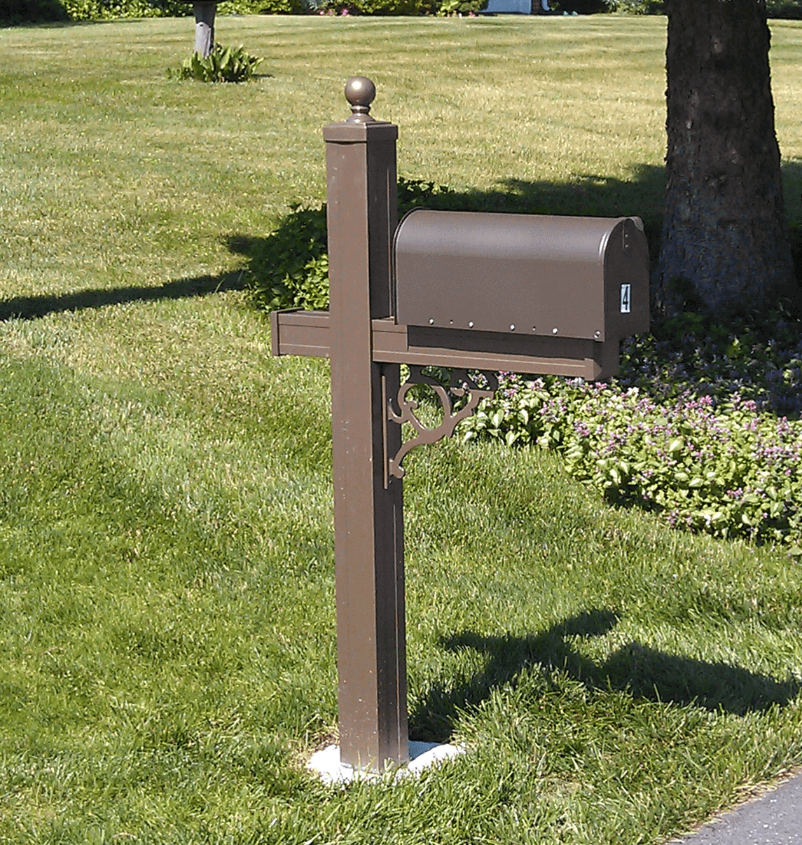 Mailbox Posts - Superior Plastic Products