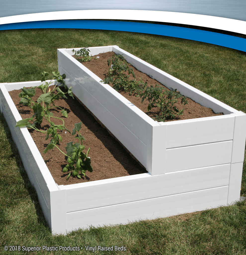 Quality Vinyl Raised Beds Superior Plastic Products