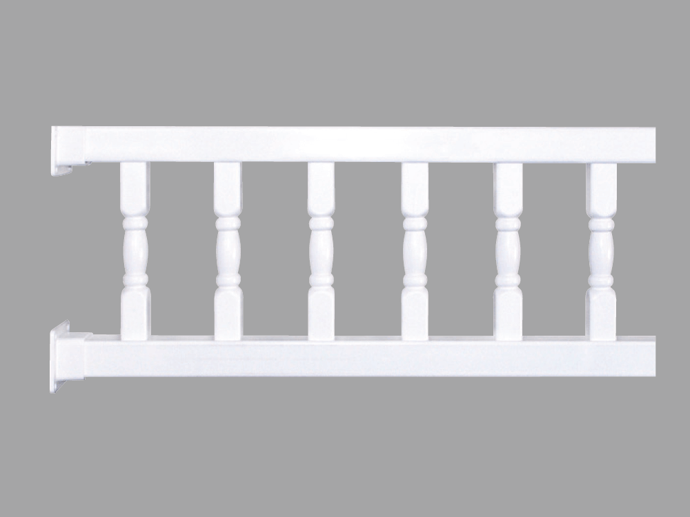 Vinyl Trim Railing - Superior Plastic Products
