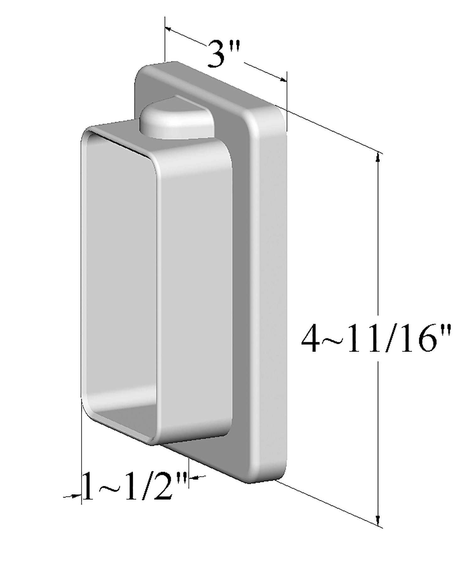 Mounting Brackets & Wedges - Superior Plastic Products