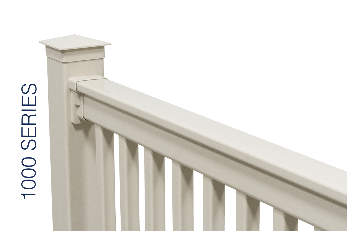 Compare Our Railing - 1000 Series - Superior Plastic Products