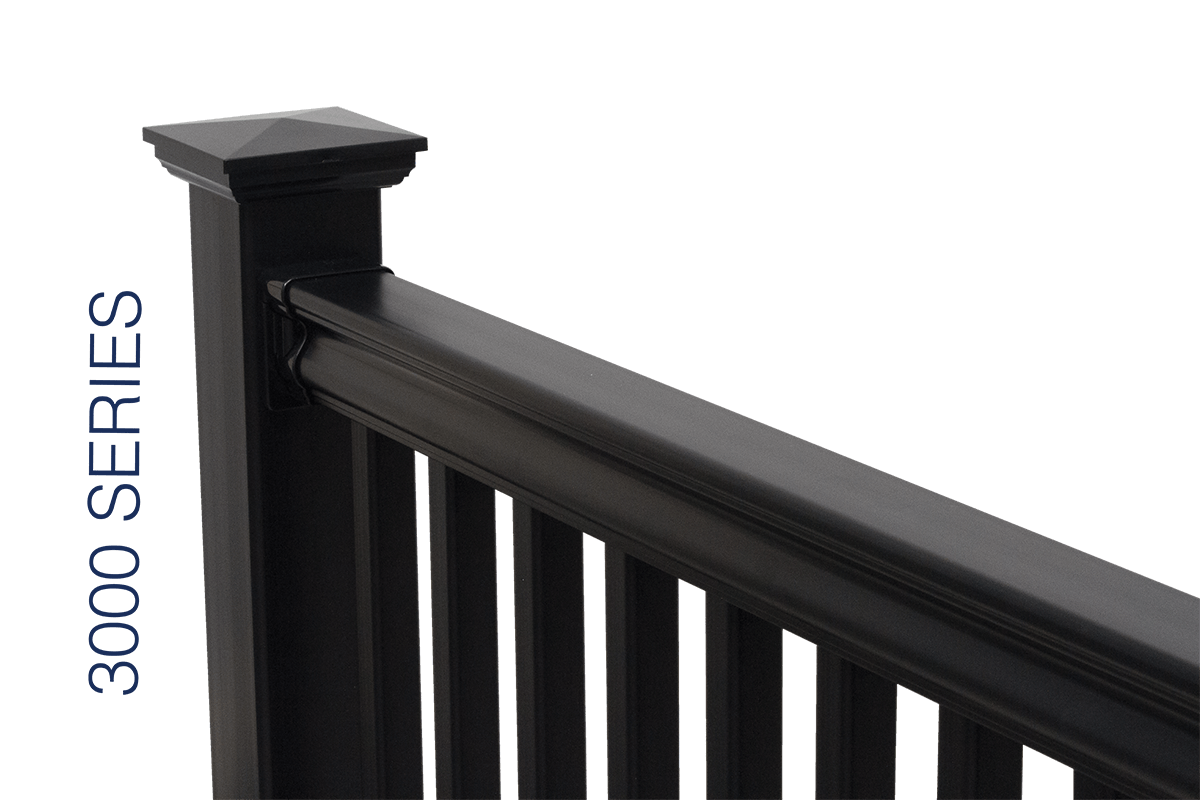 Compare Our Railing - 3000 Series - Superior Plastic Products