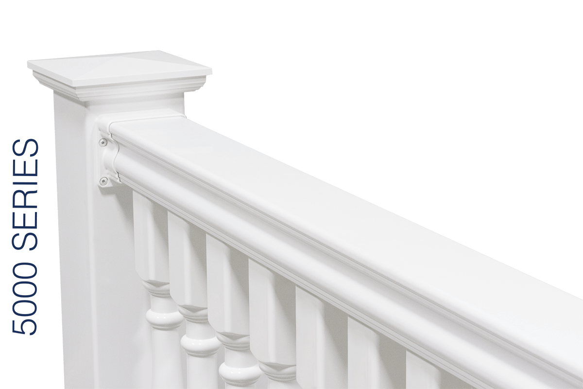 Compare Our Railing - 5000 Series - Superior Plastic Products