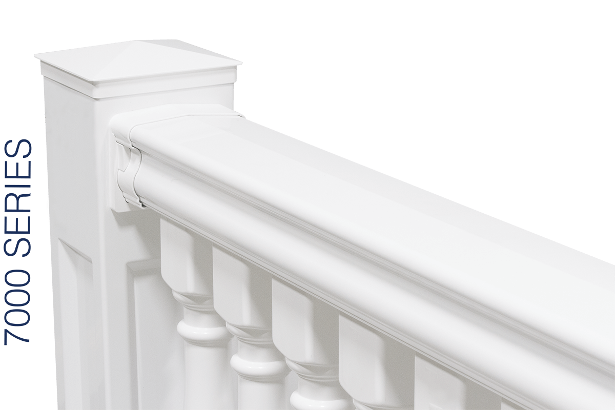 Compare Our Railing - 7000 Series - Superior Plastic Products